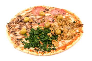 Pizza Quattro Statione