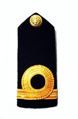 Navy epaulet