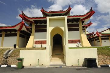 Masjid Jubli Perak Sultan Ismail Petra in Rantau Panjang