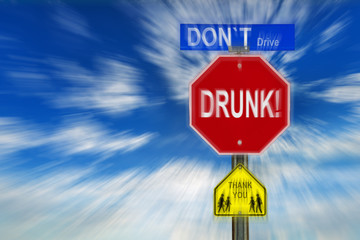 Don't Drive Drunk Thank You