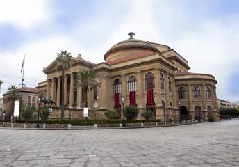 Teatro Massimo a palermo