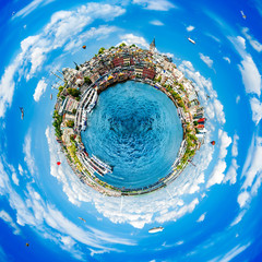 Istanbul small planet;