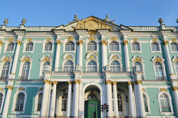 Winter Palace, St.Petersburg.