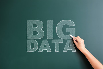 writing big data on blackboard