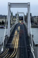 Erzsebet bridge