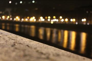 Luci sul fiume