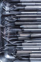 Different dental tools