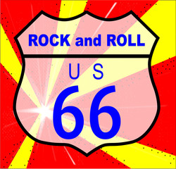 Rock and Roll Route 66