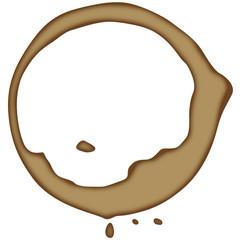 Kaffeefleck