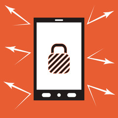Tablet security program background