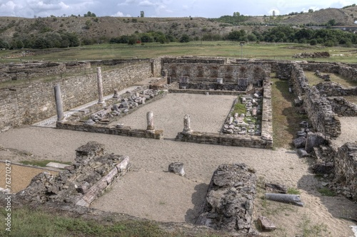 Stobi - an ancient city in Macedonia - 76270247