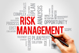 Risk Management Identifying, Evaluating And Treating Risks poster