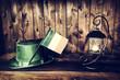 Saint Patrick's Night by Lantern Light
