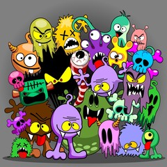 Doodles Monsters Saga