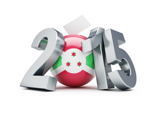 presidential elections in burundi 2015