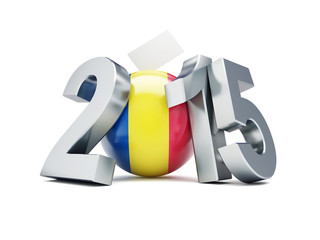 Romanian constitutional referendum 2015