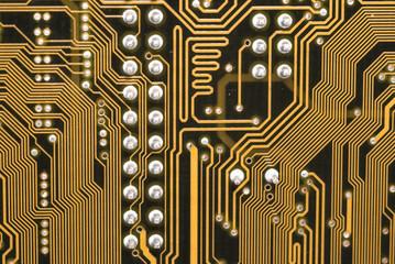 Circuit board, Computer Part, Macro
