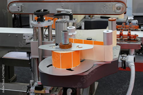 Labeling machine - 76278612