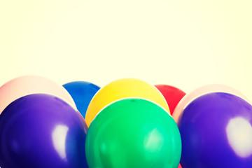 Colorful ballons.