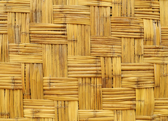 bamboo wood texture wall