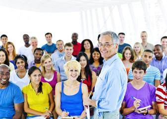 Deversity Student Listening Team Seminar Training Concept
