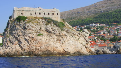 Dubrovni fortress St. Lawrence