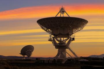 Picture of Radio Telescopes