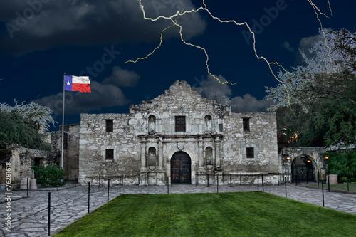 Alamo in San Antonio,Texas - 76281618
