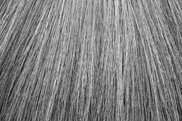 Close up of broom