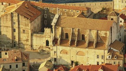 Dubrovnik Jesuit church