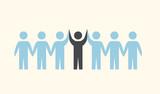 teamwork icon - 76283005