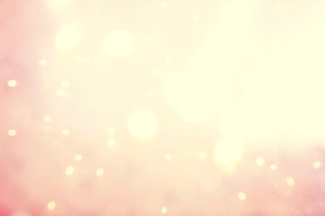 Abstract pink light background