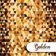 Gold design, vector illustration.