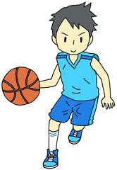 バスケットボール 男の子