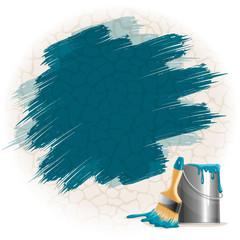 Paint smears