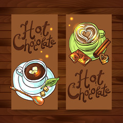 beautiful banners hot chocolate