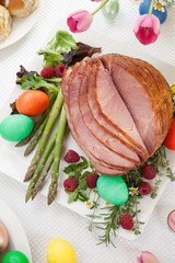 Honey Sliced Ham For Easter