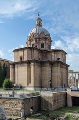 Imperial Forum - Rome Italy