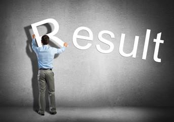 Result achieving