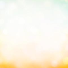 dreamy blurry background