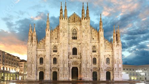 Milan - Duomo - 76299450