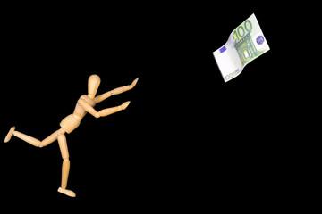 Dem Geld nachrennen, q.