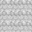 Seamless wavy pattern. Vector illustration wave, river ocean,