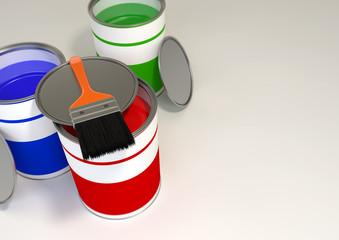 GRB Paint Buckets