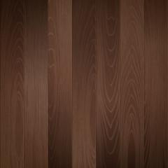 Dark wood texture vector background.