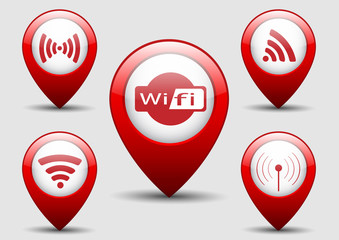 WiFi Icon Set