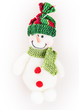 Christmas snowman - 76303225