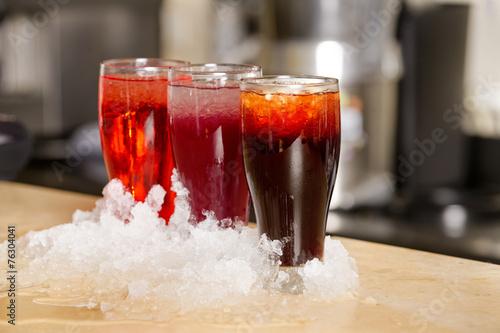 Arabian juice of jallab served in holy month ramadan - 76304041
