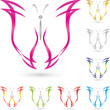 Logo, Schmetterling, butterfly, Insekt, insect