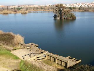 Río Guadiana en Mérida 1